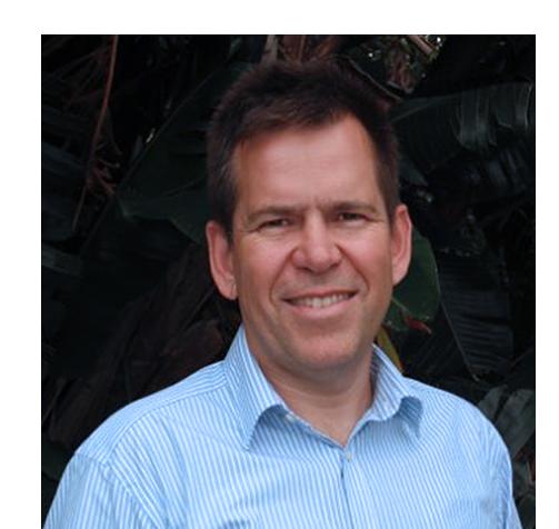 Julian Harris, Chairman
