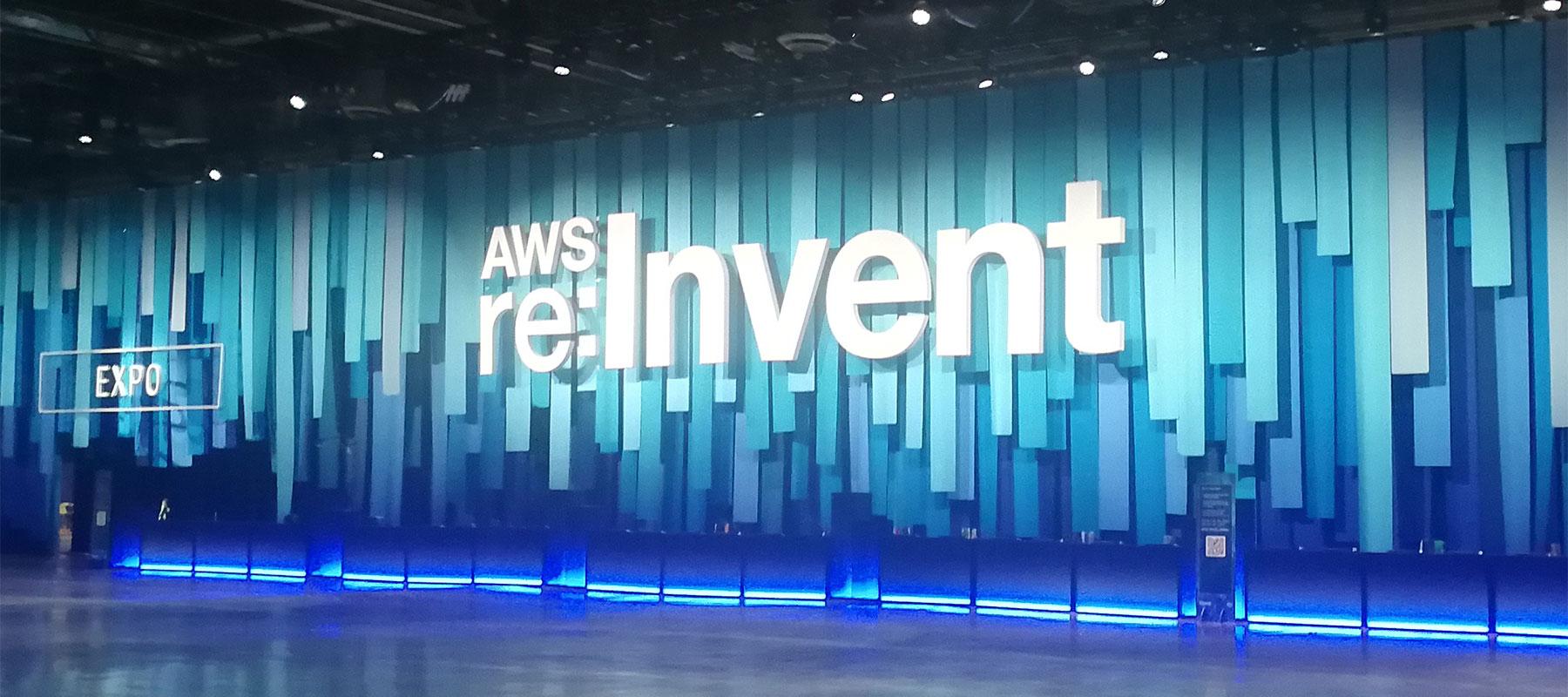 AWS reinvent 2017