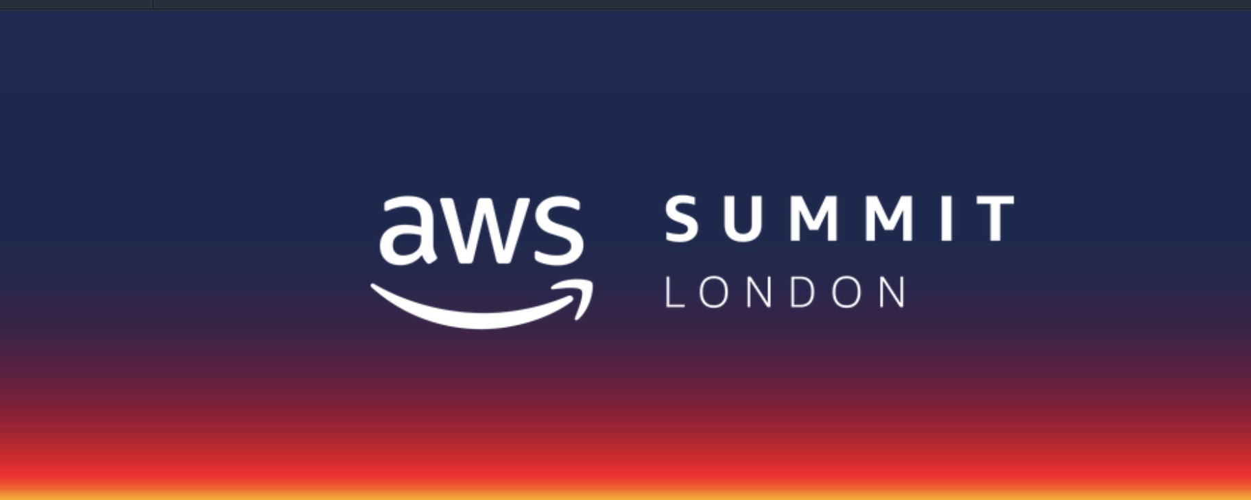 AWS London Summit logo